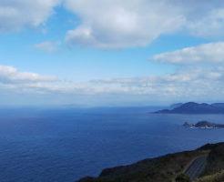 穏やかな日本海